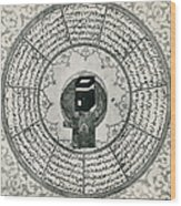 The Kaaba Wood Print