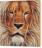 The Lion Sleeps Tonight Wood Print