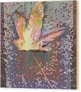 The Maple 6 Wood Print