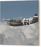 P47 Thunderbolt - The Mighty Jug Wood Print