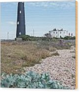 The Old Lighthouse Wood Print