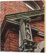 The Old North Church Wood Print