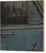The Passenger  Wood Print