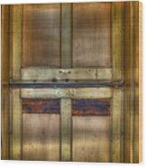 THE Wood Print
