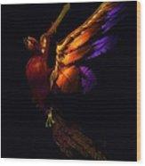 The Phoenix Rising... Wood Print