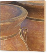 The Potters Wares Wood Print