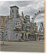 The Prater In Vienna Wood Print