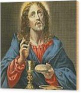 The Redeemer Wood Print