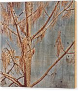 The Reminder Wood Print