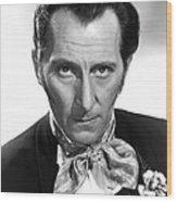 The Revenge Of Frankenstein, Peter Wood Print