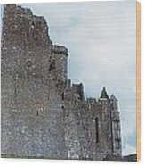The Rock Of Cashel, Co Tipperary Wood Print