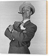 The Show-off, Red Skelton, 1946 Wood Print by Everett