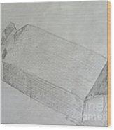 The Simple Box Wood Print