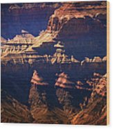 The Spectacular Grand Canyon Wood Print