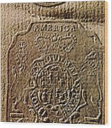 The Stamp Act Wood Print by Photo Researchers