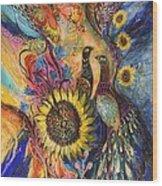 The Sunflower ... Visit Www.elenakotliarker.com To Purchase The Original Wood Print