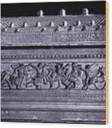 The Tomb Of Alexander The Great Wood Print