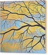 The Tree Of Dreams Wood Print