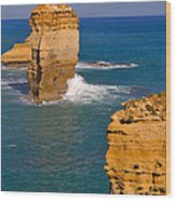 The Twelve Apostles In Port Campbell National Park Australia Wood Print