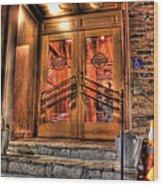 The Union Woodshop Clarkston Mi Wood Print