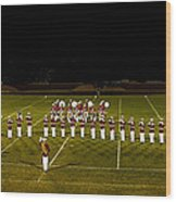 The United States Marine Band Wood Print