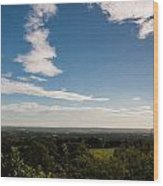 The Vale Of Kent Wood Print