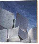 The Walt Disney Concert Hall, By Frank Wood Print