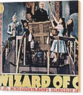 The Wizard Of Oz, Jack Haley, Ray Wood Print