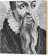 Theodore De B�ze (1519-1605) Wood Print