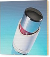 Thermostatic Radiator Valve Wood Print