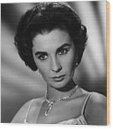 This Earth Is Mine, Jean Simmons, 1959 Wood Print by Everett