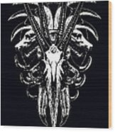 This Sin Wood Print