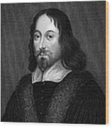 Thomas Browne (1605-1682) Wood Print