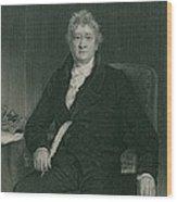 Thomas Clarkson 1760-1846 Wood Print by Everett