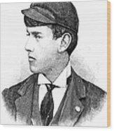 Thomas E. Burke Wood Print