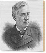 Thomas Francis Bayard Wood Print