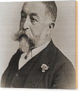 Thomas Nast 1840-1902, During His Later Wood Print by Everett