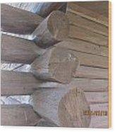 Timbers Wood Print