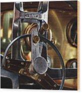 Time Machine 1922 Wood Print
