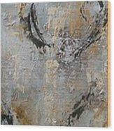 Tin Wood Print