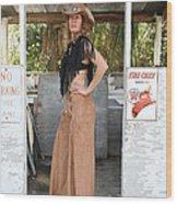 Tina Loy 580 Wood Print