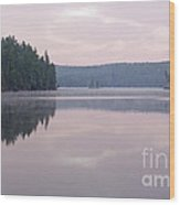 Tom Thomson Lake Vista Wood Print by Chris Hill