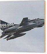 Tornado Gr4 #4 Wood Print