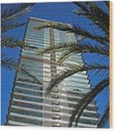 Torre Mapfre - Barcelona Wood Print