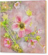 Touch Of Spring Wood Print