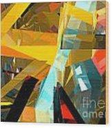 Tower Series 2b Wood Print