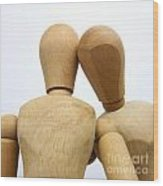 Toys Wood Print