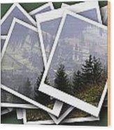 Transylvania Landscape Wood Print
