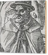 Tristao Da Cunha, Portuguese Explorer Wood Print by Middle Temple Library