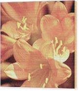 Tropical Glow Wood Print